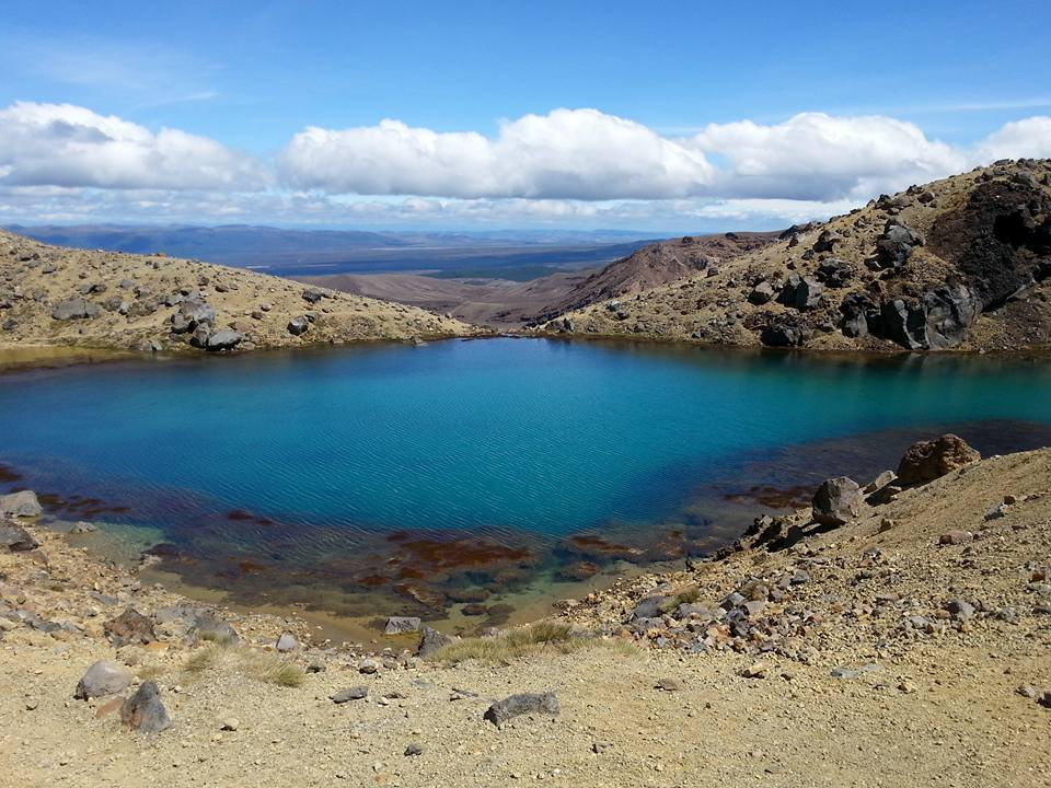 Tongariro – The Northern Circuit